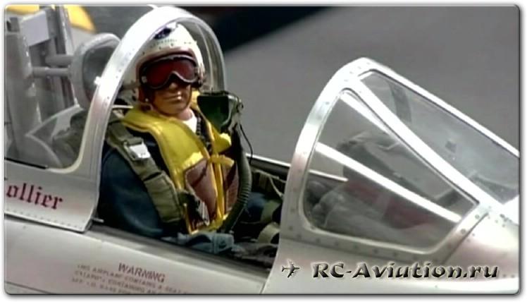 фигурки пилотов для авиамоделей на 3D принтере