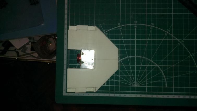 моторама из сэндвич панели для аэроглиссера