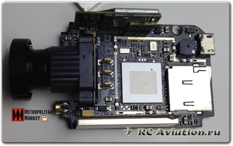 Обзор экшен камеры RunCam 2