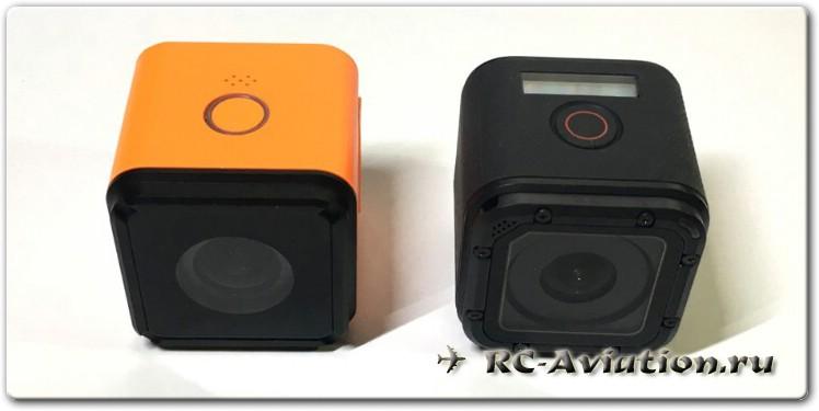 обзор экшенкамеры RunCam 3