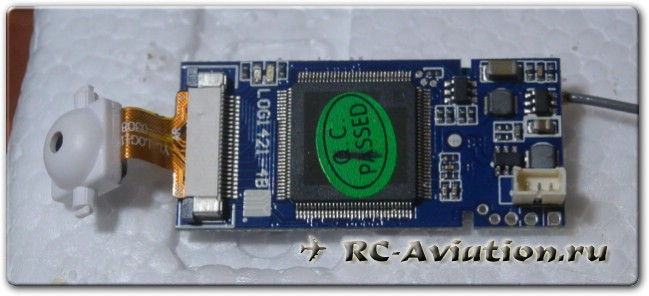 обзор C4005 - FPV через WiFi