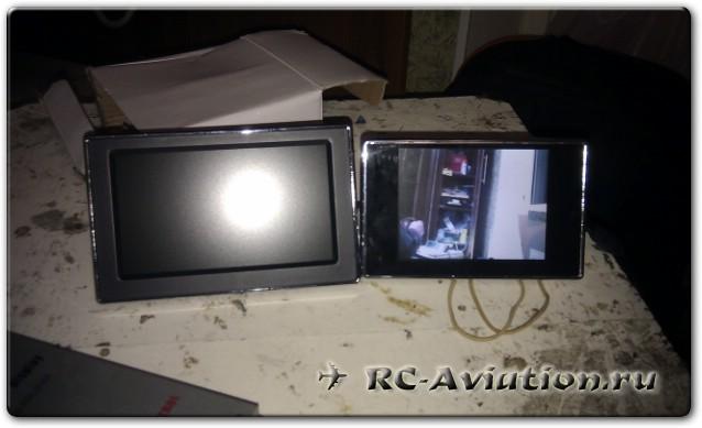Сравние мониторов парковочных камер