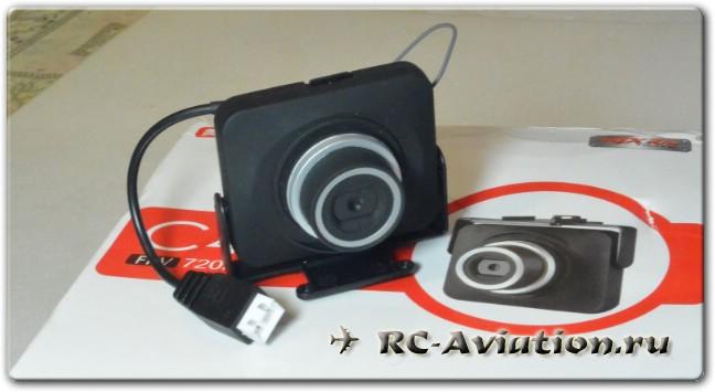Обзор WiFi FPV камеры MJX C4008