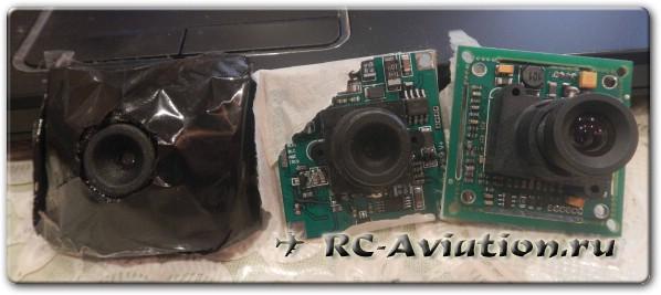 Выбор FPV камеры