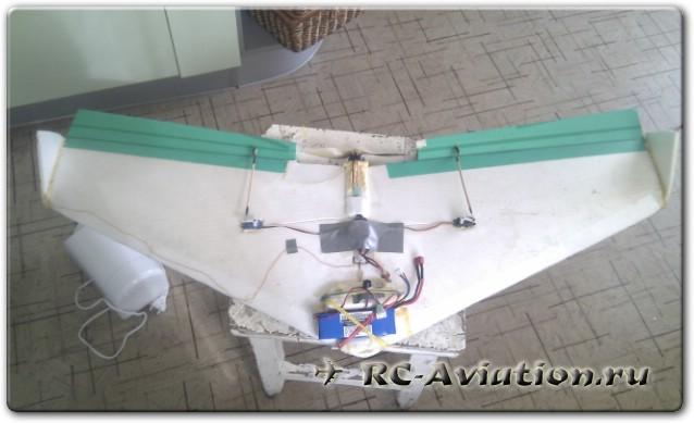 Изготовление авиамодели ЛК