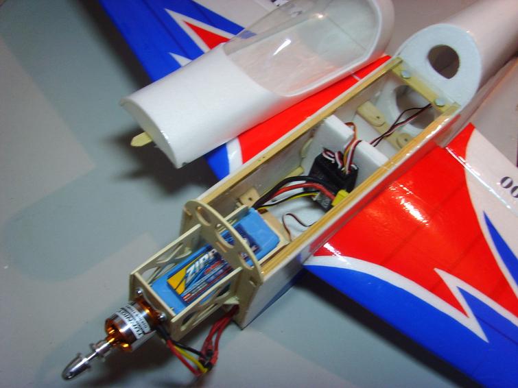 Радиоуправление авиамоделями своими рук