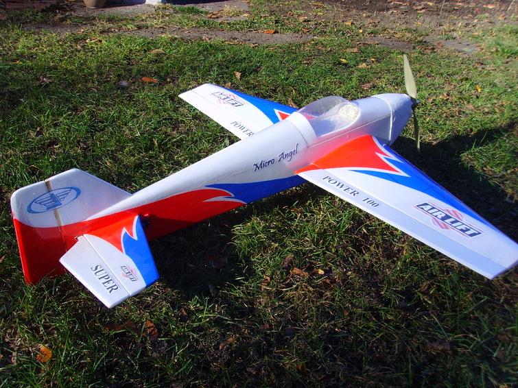 Самодельная радиоуправляемая авиамодель Micro Angel своими руками