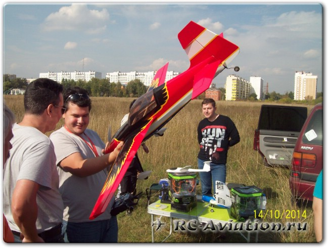 Авиамодельный КрашФест 2014