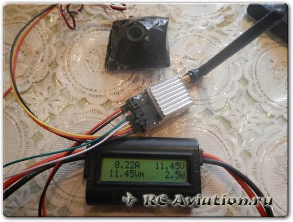 Передатчик FPV 5.8ГГц 200 мВт