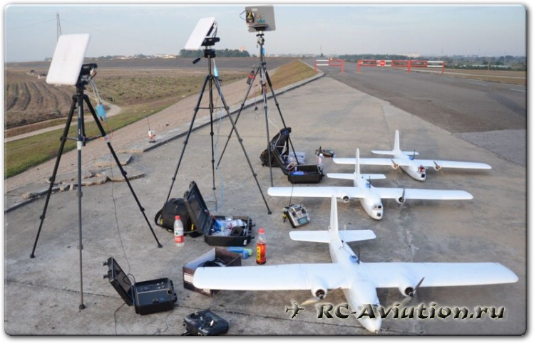 радиоуправляемый самолет для дальнего полета