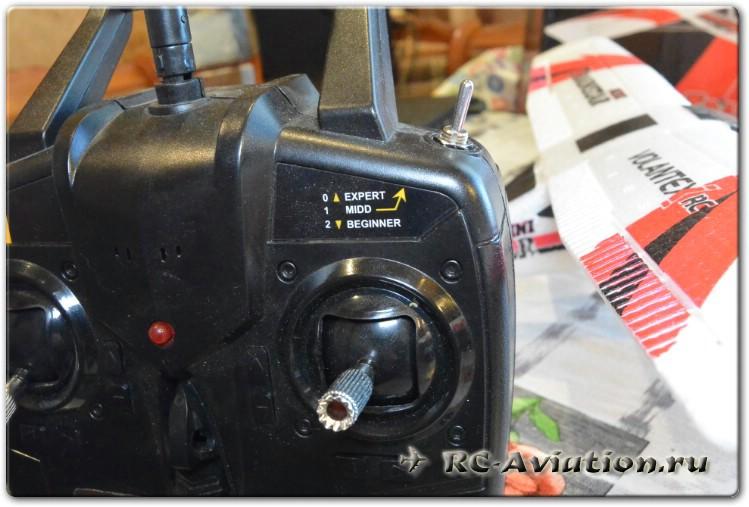 Обзор радиоуправляемой авиамодели Original Volantex RC V761-1 Trainstar 400mm