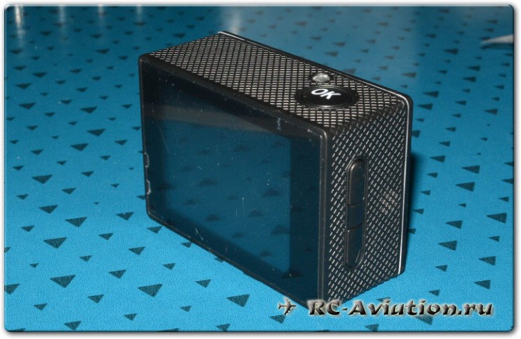 обзор экшенкамеры AT-30 V3 4K WiFi Sport Camera 16MP