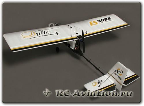Радиоуправляемая модель самолета Drifter Ultralight 950mm EPO