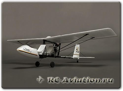Авиамодель Drifter Ultralight 950mm EPO для тех кто любит небо