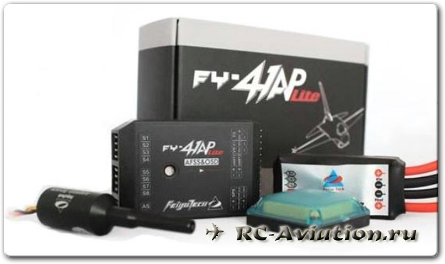 Обзор автопилота Feiyu Tech FY 41AP Lite Entry Level FPV Autopilot