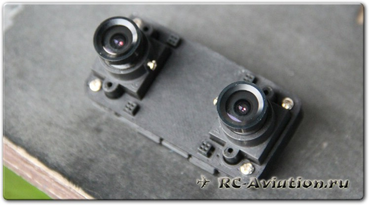 3D камера BlackBird 2 для FPV полетов