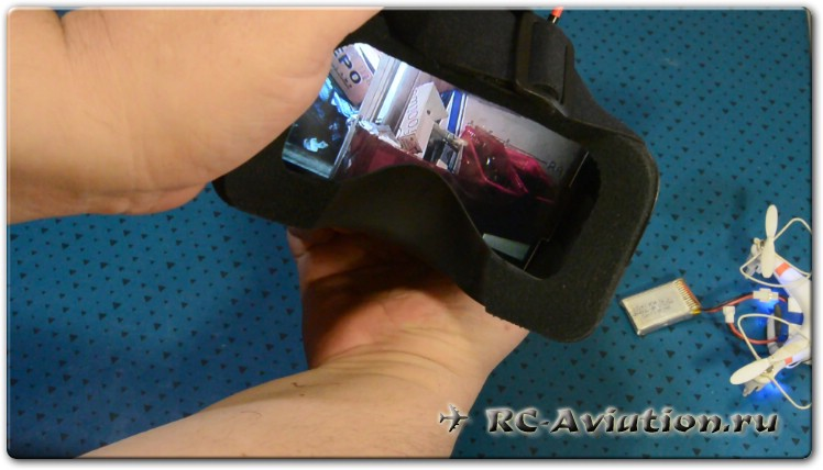 обзор Eachine VR D2