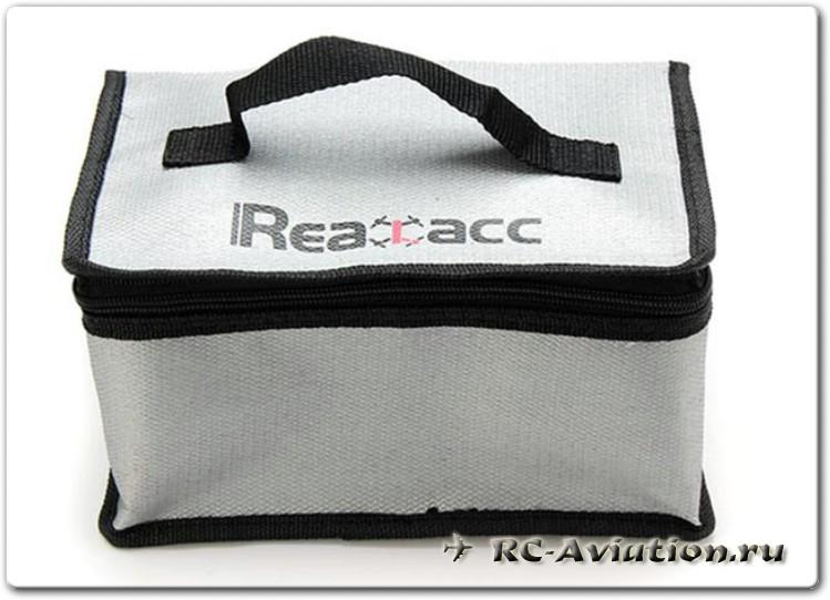 сумка для хранения LiPo аккумуляторов