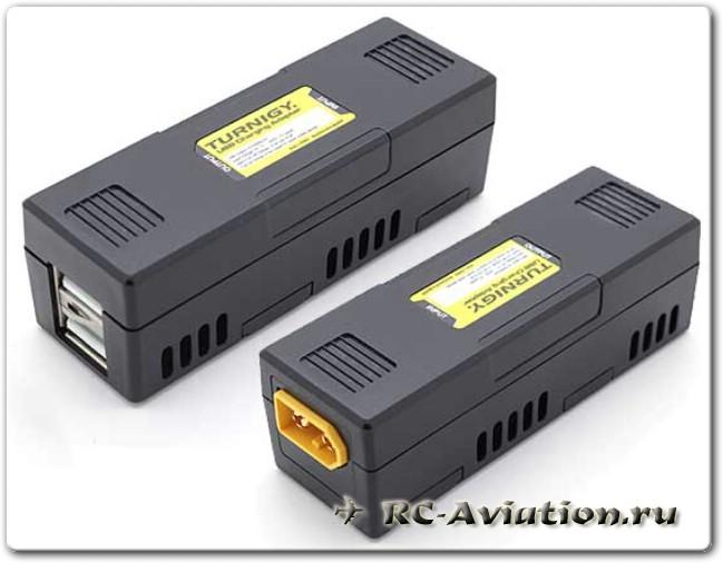 Зарядный адаптер для USB от LiPo аккумуляторов