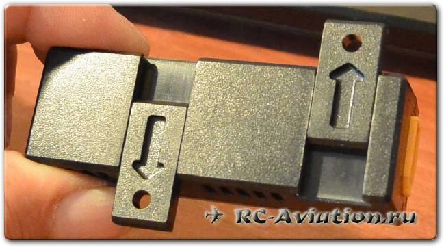 Зарядный адаптер Turnigy XT60 для зарядки через USB от XT60 током 5V 2A