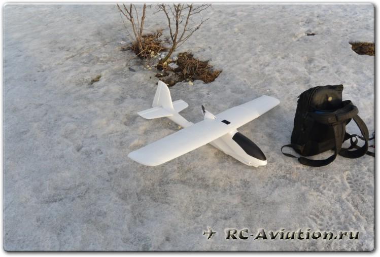 Обзор авиамодели Volantex Ranger 757
