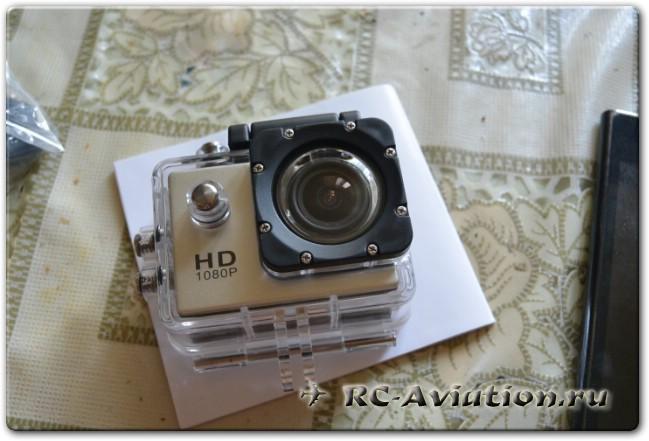 SJ4000 - аналог GoPro