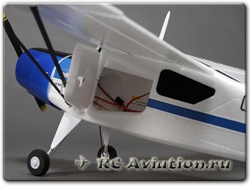 авиамодель як-12