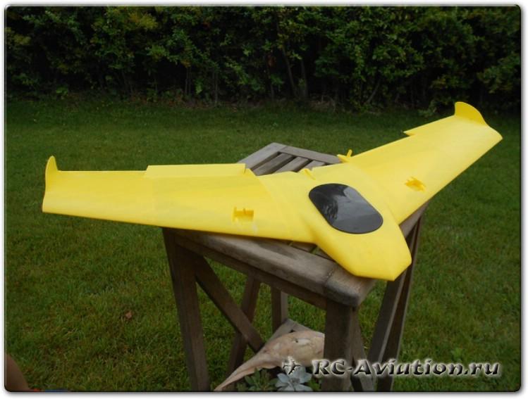 чертежи авиамодели под 3D принтер