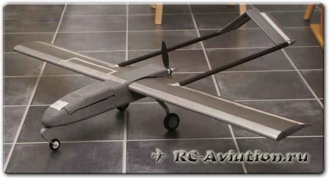 Авиамодели из потолочки Shadow 200 для FPV полетов