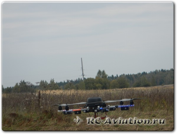 Выездная встреча авиамоделистов сайта RC-Aviation.ru