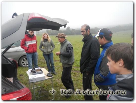 выездные полетушки клуба RC-Aviation 2013
