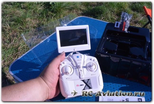видеоприемник с экраном CX-30S
