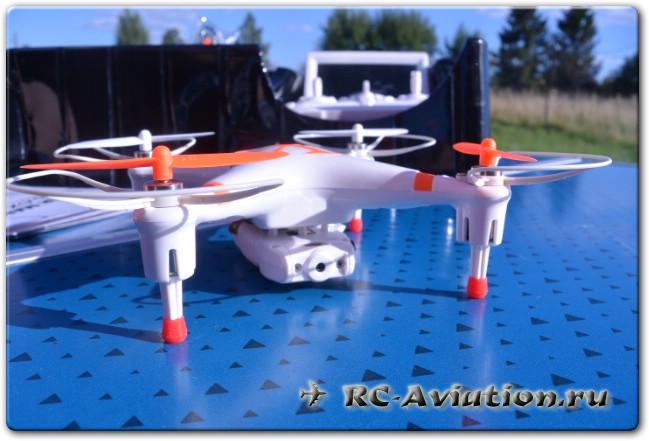 Квадрокоптер cx-30S с видеопередатчиком