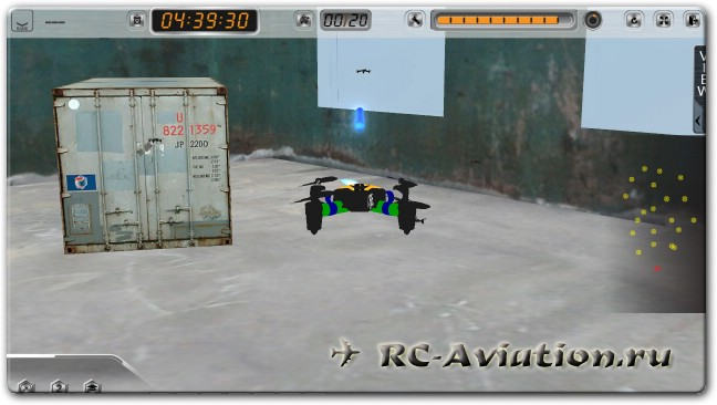 обзор ByRobot Drone Fighter