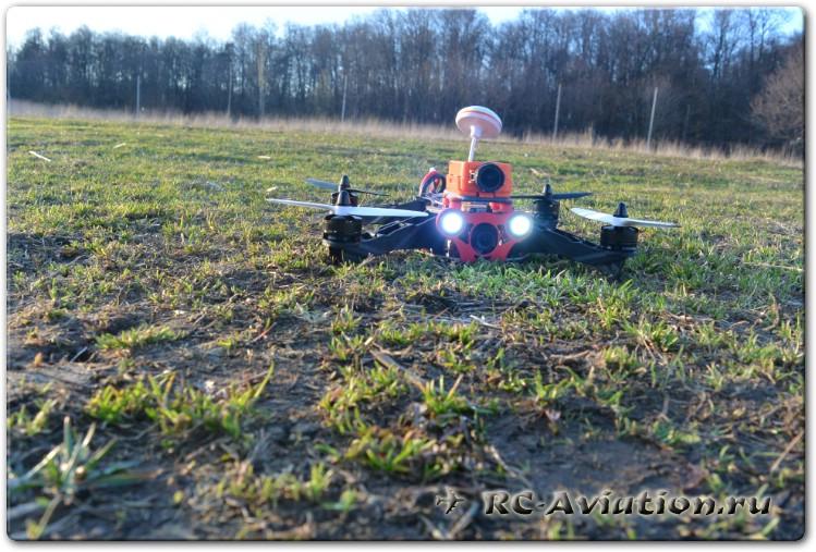 Обзор Eachine Racer 250