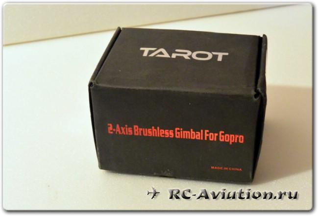 Упаковка.Подвес Tarot T-2D