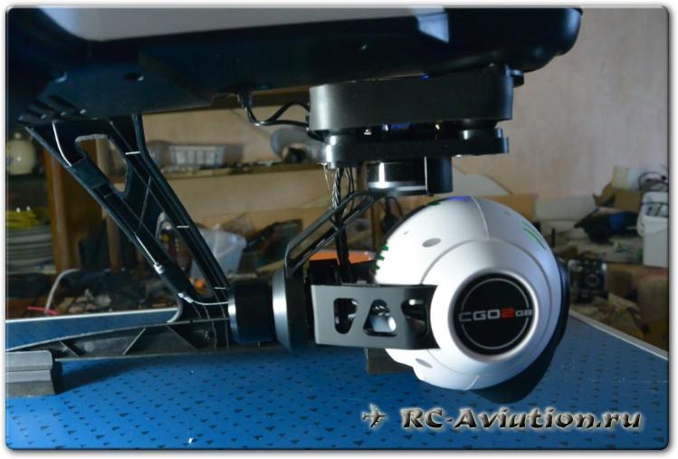 Обзор квадрокоптера Yuneec Typhoon Q500