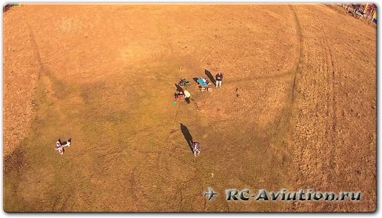 Фото с квадрокоптера Yuneec Typhoon Q500