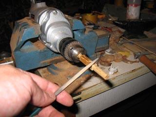 Токарный по металлу из дрели своими руками чертежи
