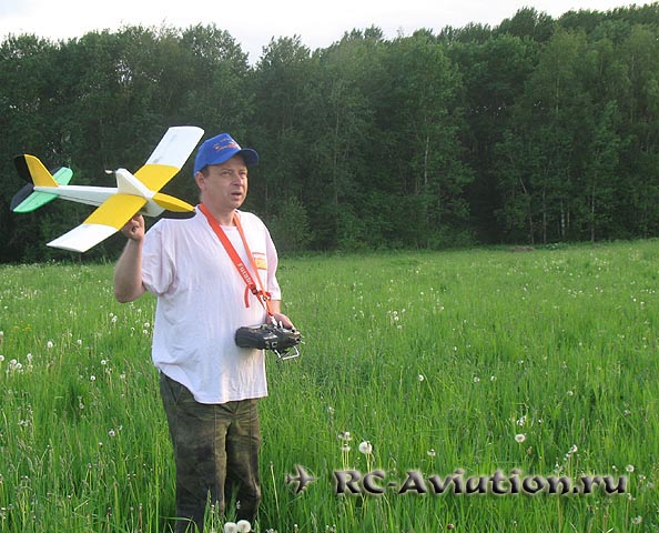 Феникс, мотопланер, rc-aviotion.ru, parkflaer.ru, Феникс 80, ЕПП