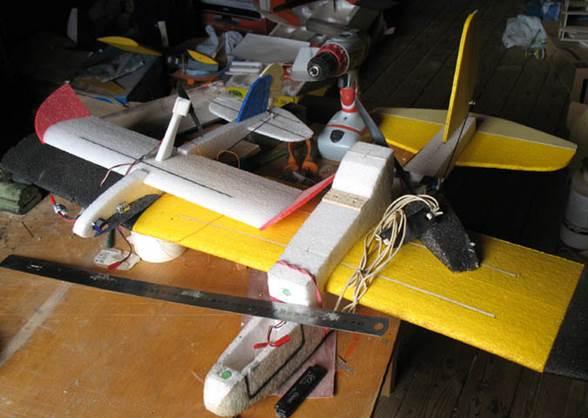 радиоуправляемые авиамодели для полетов