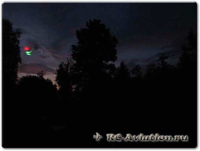 Самодельная авиамодель Светлячек