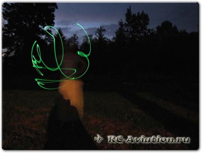 Пенолет Светлячек