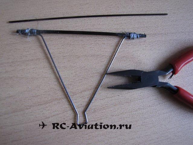 Изготовление легких колес. Авиамодель из одной потолочной плитки