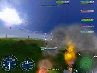 герои неба авиасимулятор игра