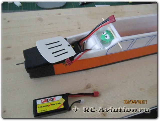 Радиоуправляемая авиамодель своими руками