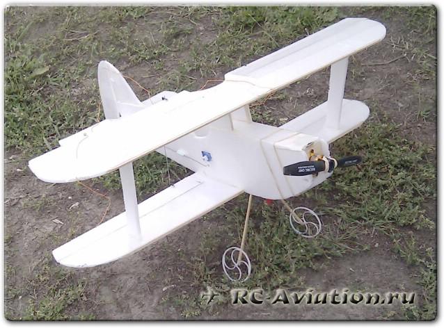 Авиамодель Manon 3D