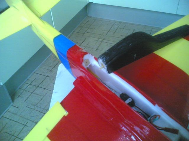 Крепление кабины штрырем и резинкой