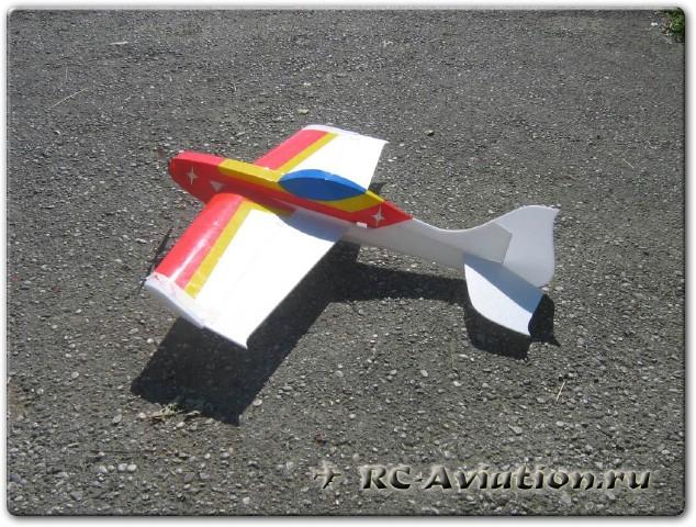 Ultron-3D самодельный самолет
