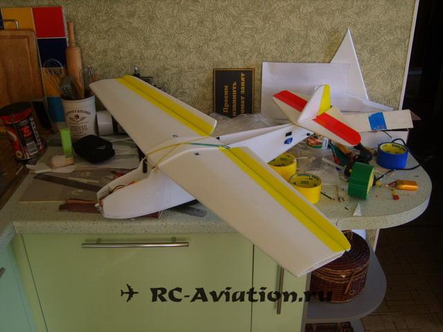 Как сделать модель самолёт своими руками 718